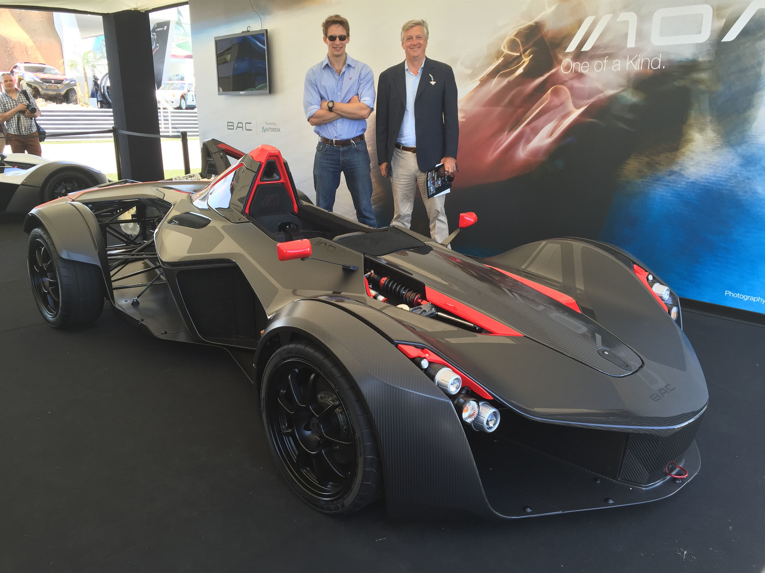 2016 Bac Mono Gets Updated 305 Hp 2 5 Litre Engine
