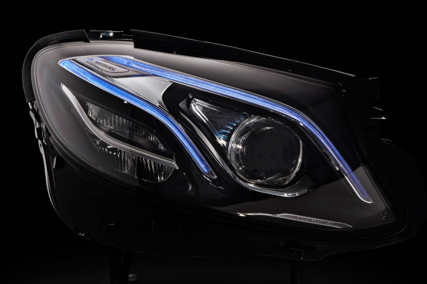 W213 Mercedes-Benz E-Class tech revealed – Remote Parking Pilot, NFC keyless entry, next-gen safety Image #357470