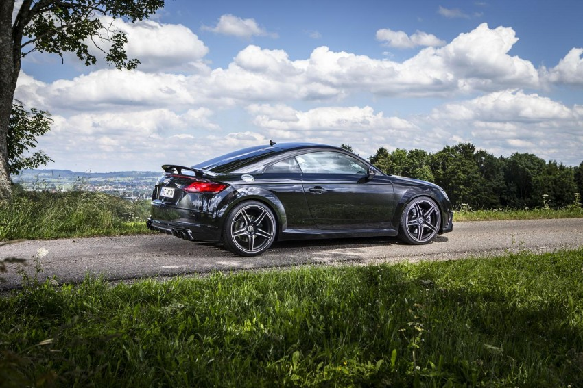 ABT Audi TTS gets 400 PS, 0-100 km/h in 4.3 seconds Image #358283
