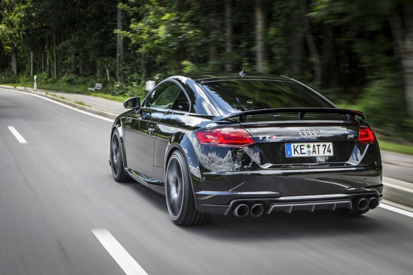 ABT Audi TTS gets 400 PS, 0-100 km/h in 4.3 seconds Image #358290