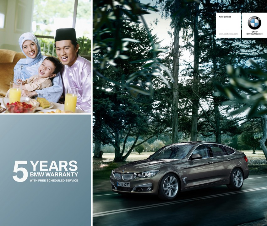 AD: Auto Bavaria Raya offers – drive home a brand new BMW and enjoy special Raya deals on BMW Lifestyle merchandise Image #356268