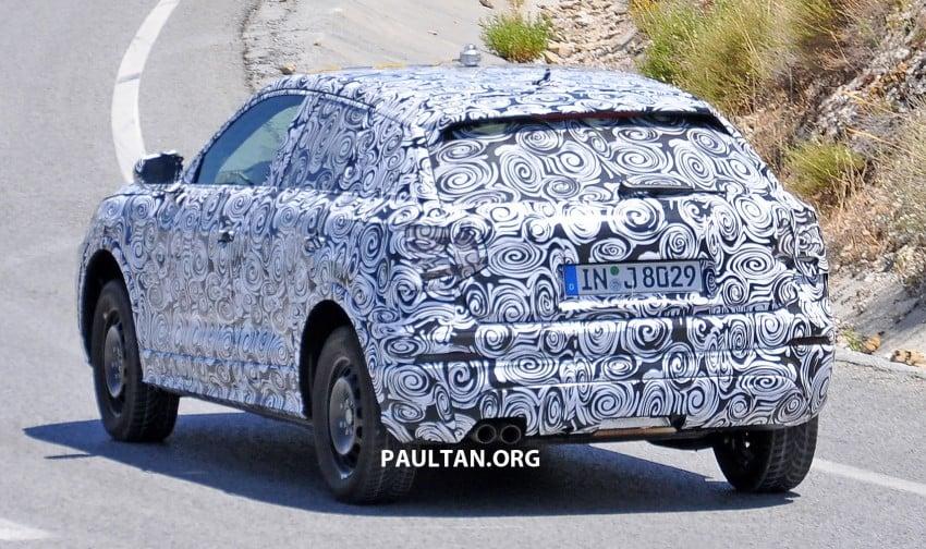 SPYSHOTS: Audi Q1 prototype wears production body Image #360263