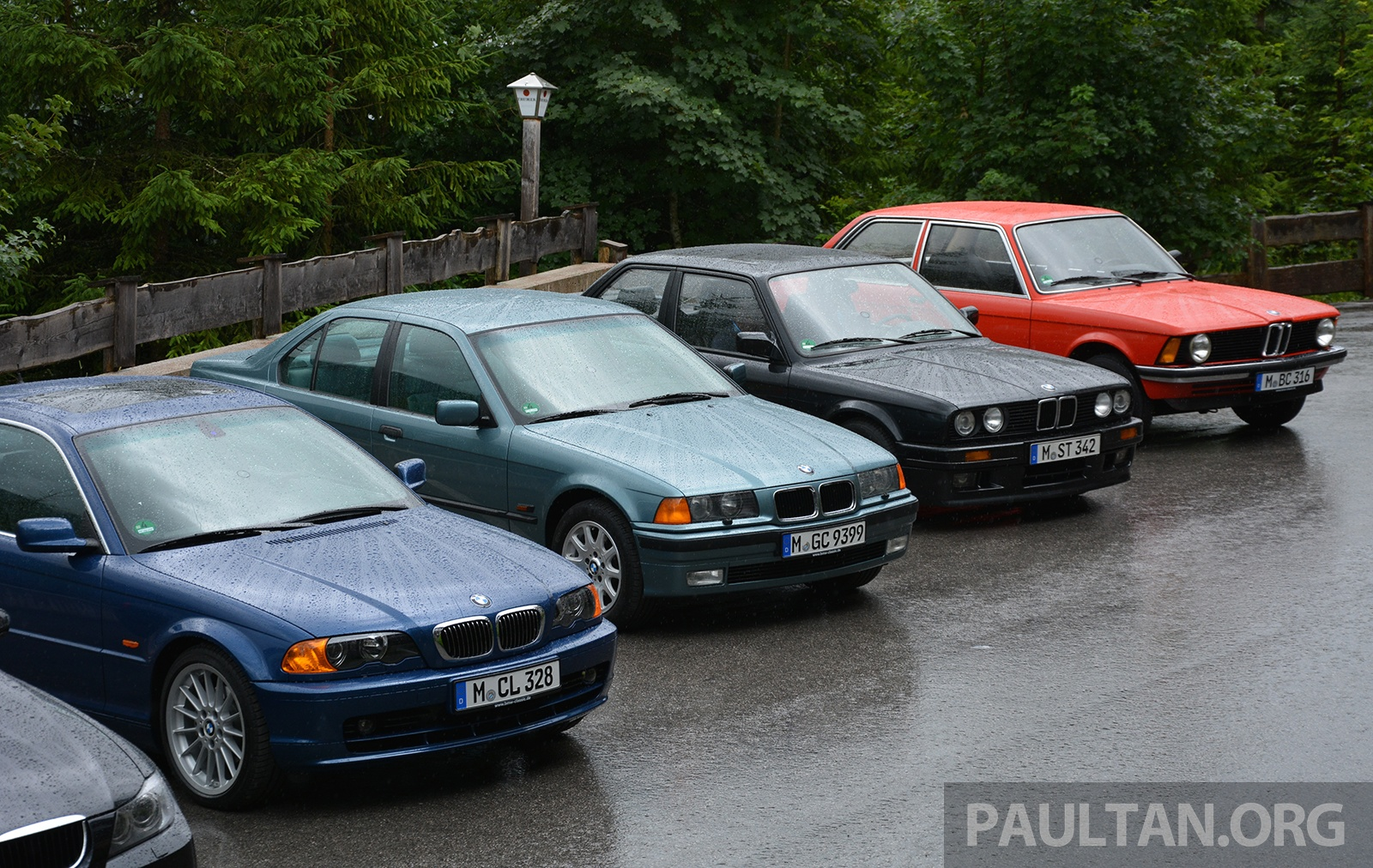 GALLERY: Forty Years Of The BMW 3 Series, E21 To F30 Image #357769
