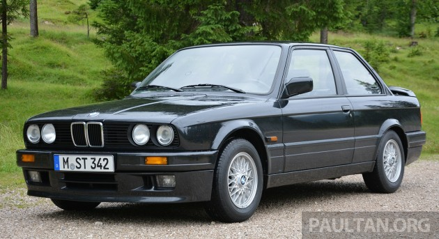 BMW E30 320is 8