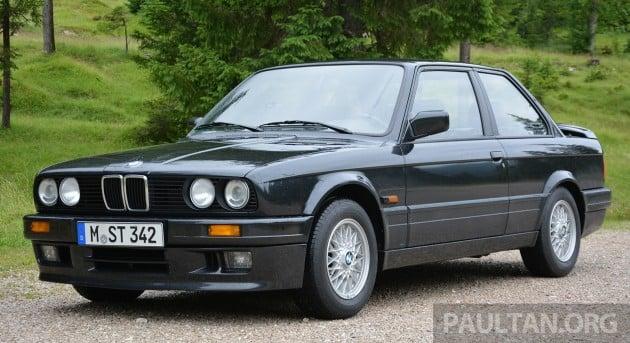 BMW E30 320is 8