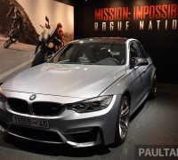 BMW M3 Mission Impossible 9