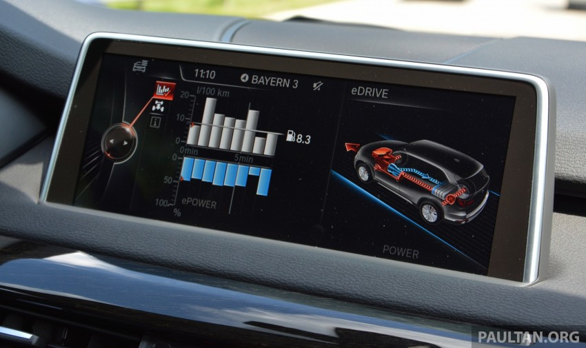 DRIVEN: BMW X5 xDrive40e plug-in hybrid in Munich Image #361511