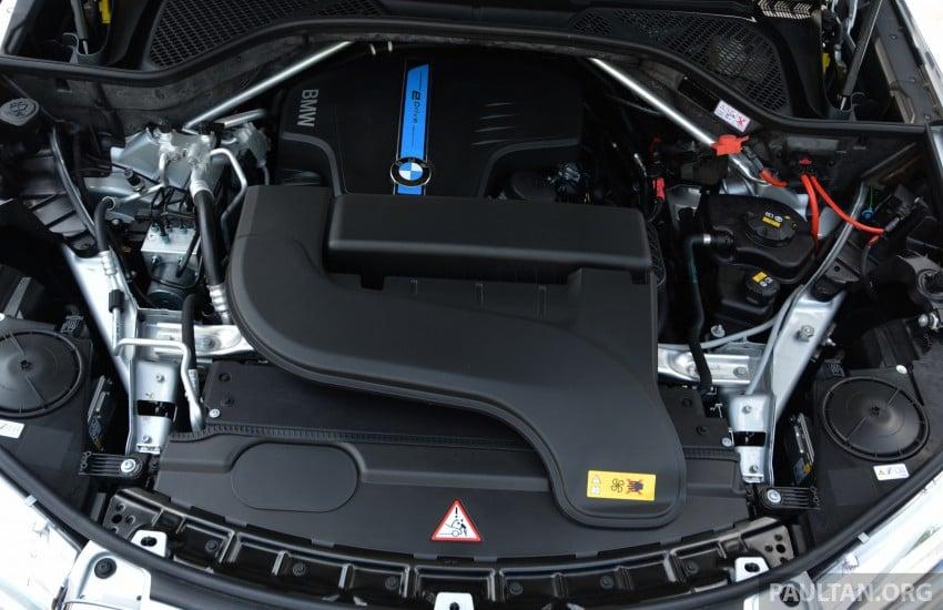 DRIVEN: BMW X5 xDrive40e plug-in hybrid in Munich Image #361516