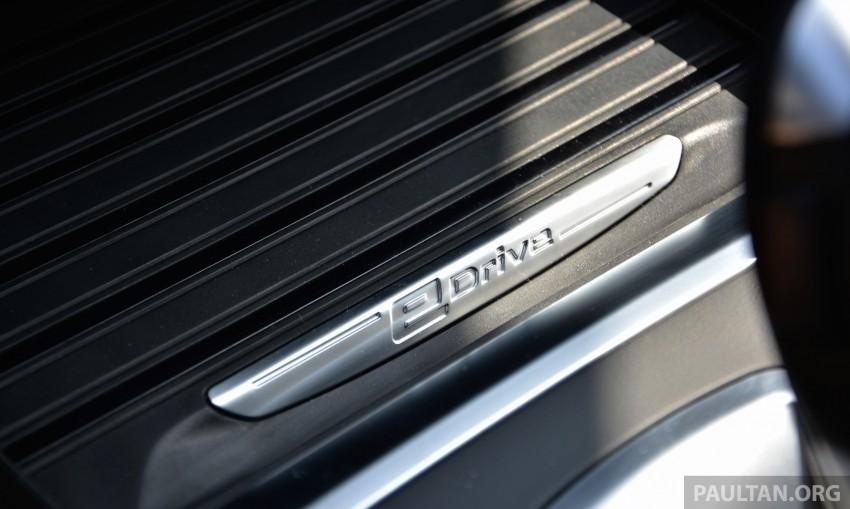 DRIVEN: BMW X5 xDrive40e plug-in hybrid in Munich Image #361518