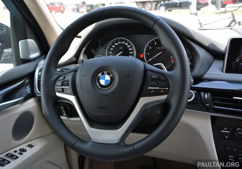 DRIVEN: BMW X5 xDrive40e plug-in hybrid in Munich Image #361519