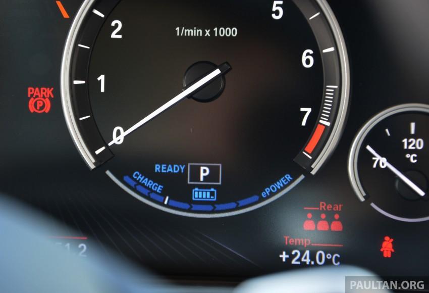 DRIVEN: BMW X5 xDrive40e plug-in hybrid in Munich Image #361521