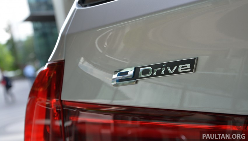 DRIVEN: BMW X5 xDrive40e plug-in hybrid in Munich Image #361531