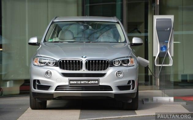 BMW X5 xDrive40e Munich 4