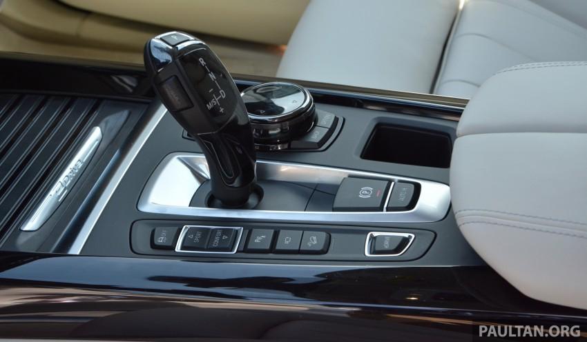 DRIVEN: BMW X5 xDrive40e plug-in hybrid in Munich Image #361547