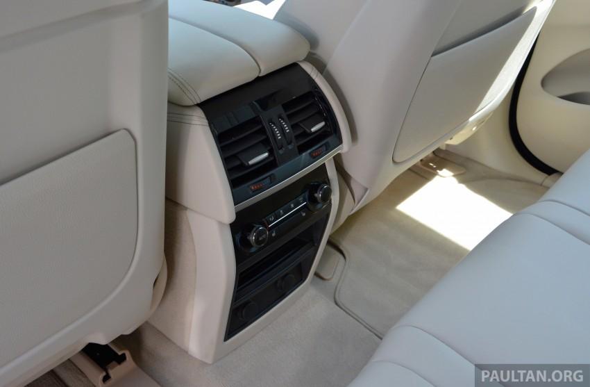 DRIVEN: BMW X5 xDrive40e plug-in hybrid in Munich Image #361548