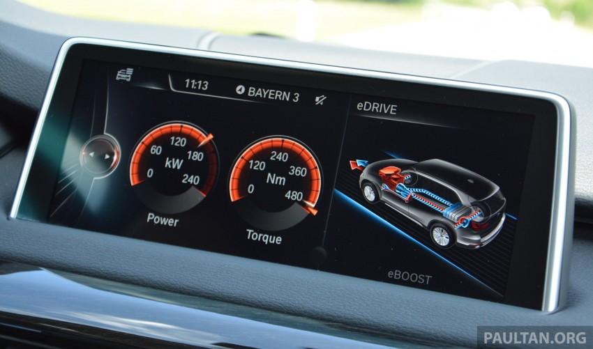 DRIVEN: BMW X5 xDrive40e plug-in hybrid in Munich Image #361552