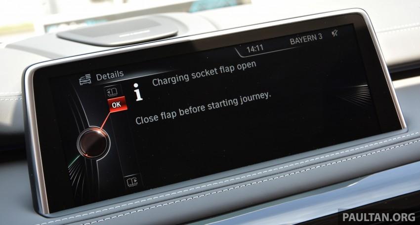 DRIVEN: BMW X5 xDrive40e plug-in hybrid in Munich Image #361554
