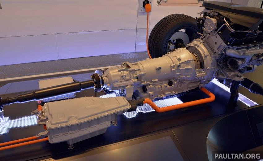 DRIVEN: BMW X5 xDrive40e plug-in hybrid in Munich Image #361496