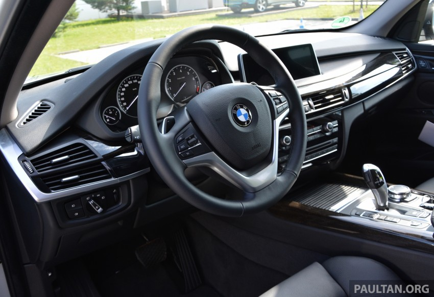 DRIVEN: BMW X5 xDrive40e plug-in hybrid in Munich Image #361510