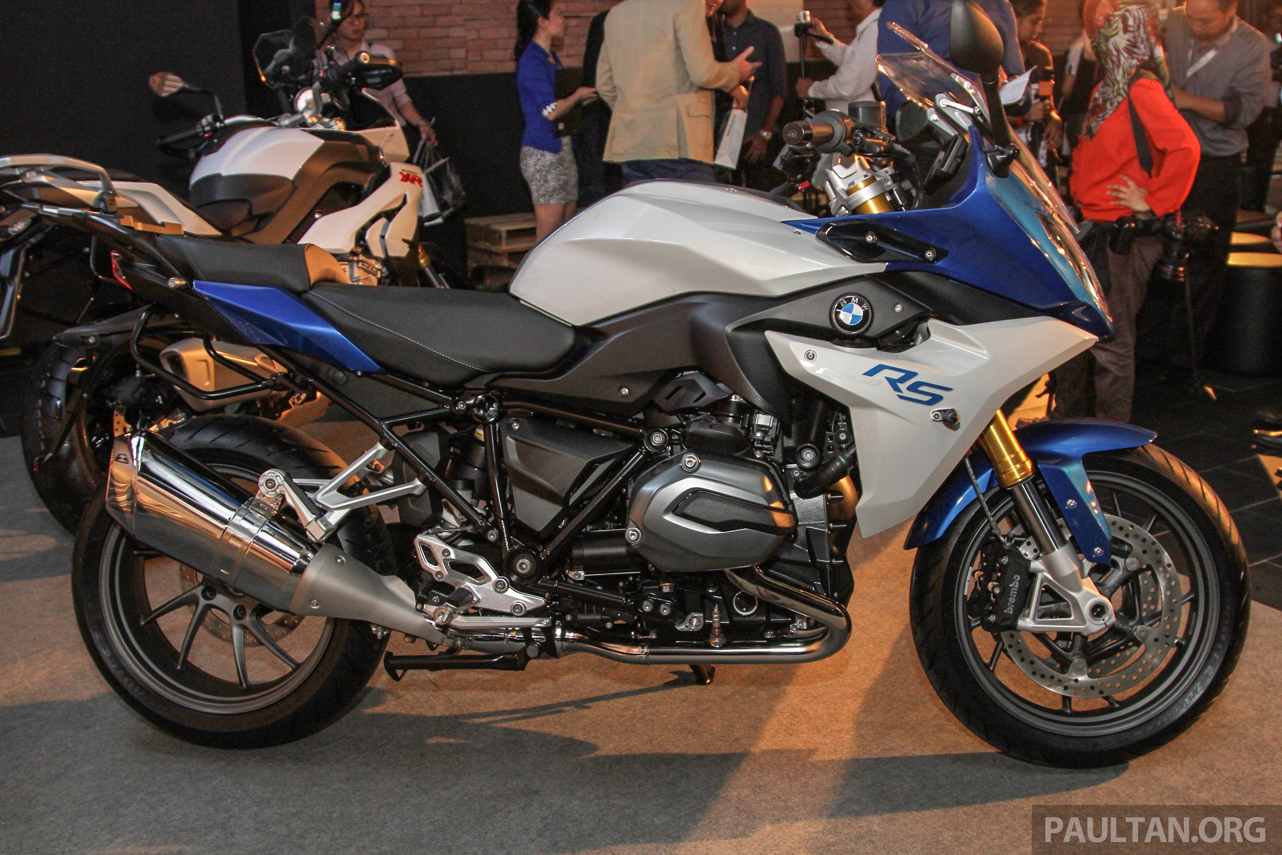Bmw S 1000 Xr R 1200 Rs Launched From Rm102k Image 361024