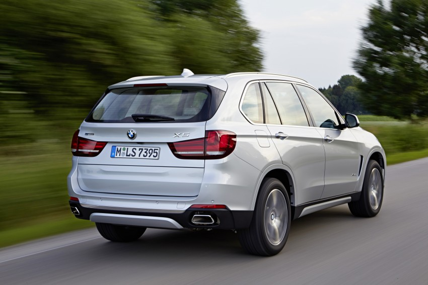 DRIVEN: BMW X5 xDrive40e plug-in hybrid in Munich Image #361490