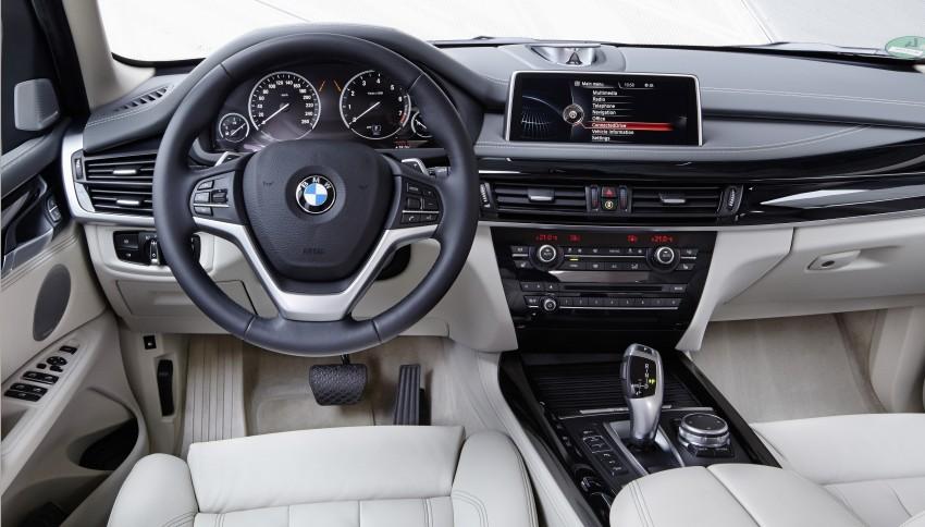 DRIVEN: BMW X5 xDrive40e plug-in hybrid in Munich Image #361493