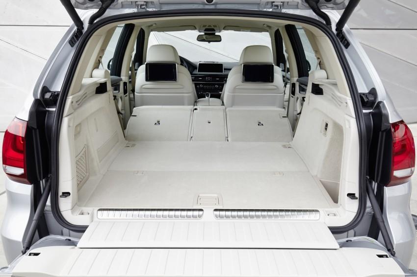 DRIVEN: BMW X5 xDrive40e plug-in hybrid in Munich Image #361492