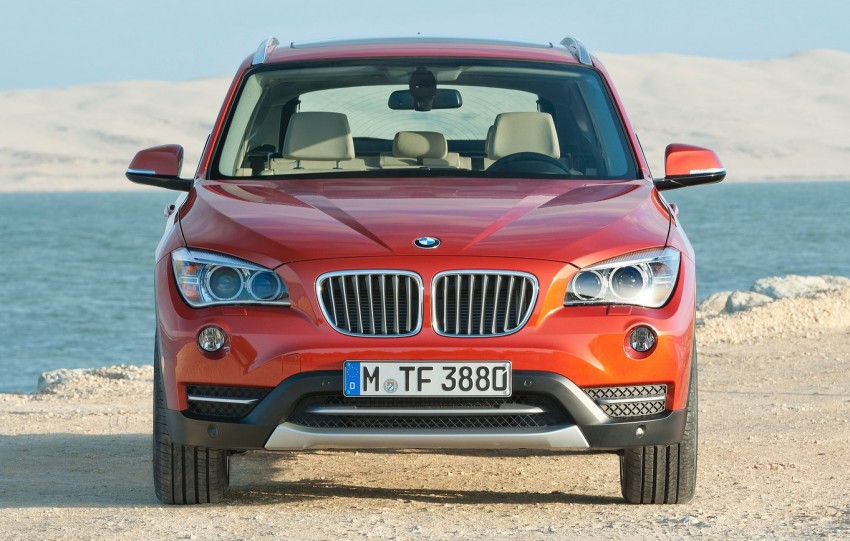 DRIVEN: 2016 F48 BMW X1 – the one to rule them all? Image #359819