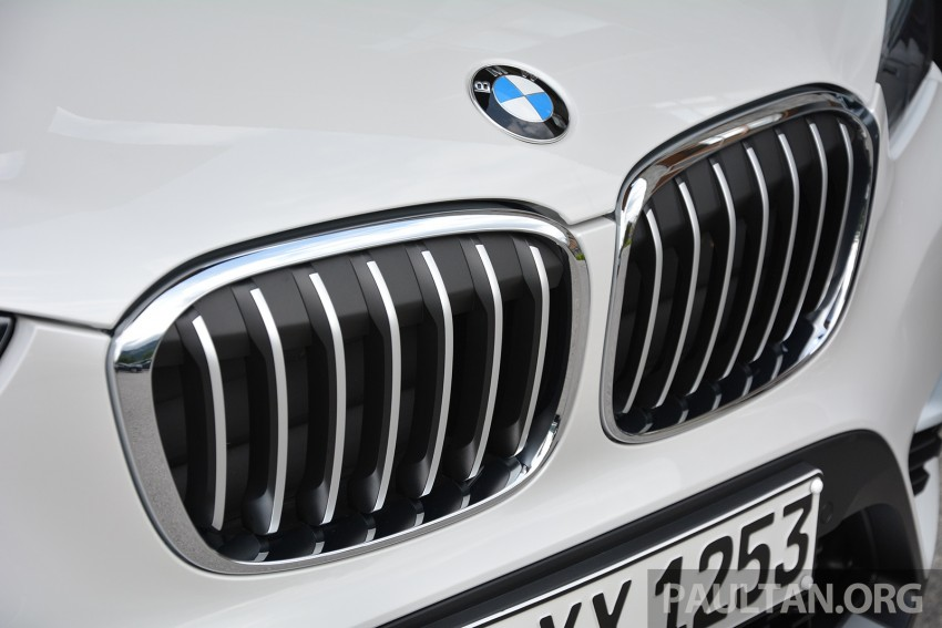 DRIVEN: 2016 F48 BMW X1 – the one to rule them all? Image #359328