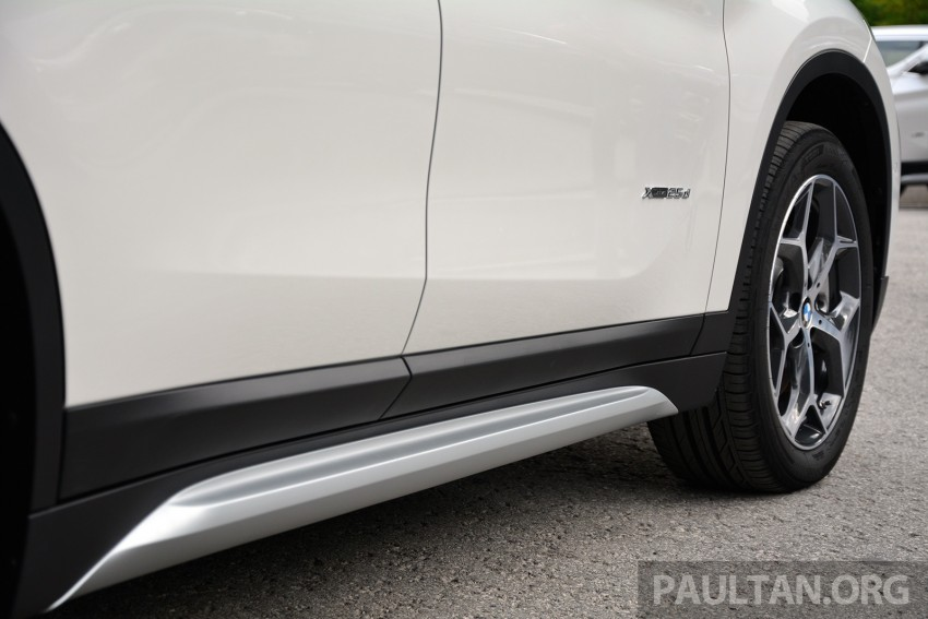DRIVEN: 2016 F48 BMW X1 – the one to rule them all? Image #359337