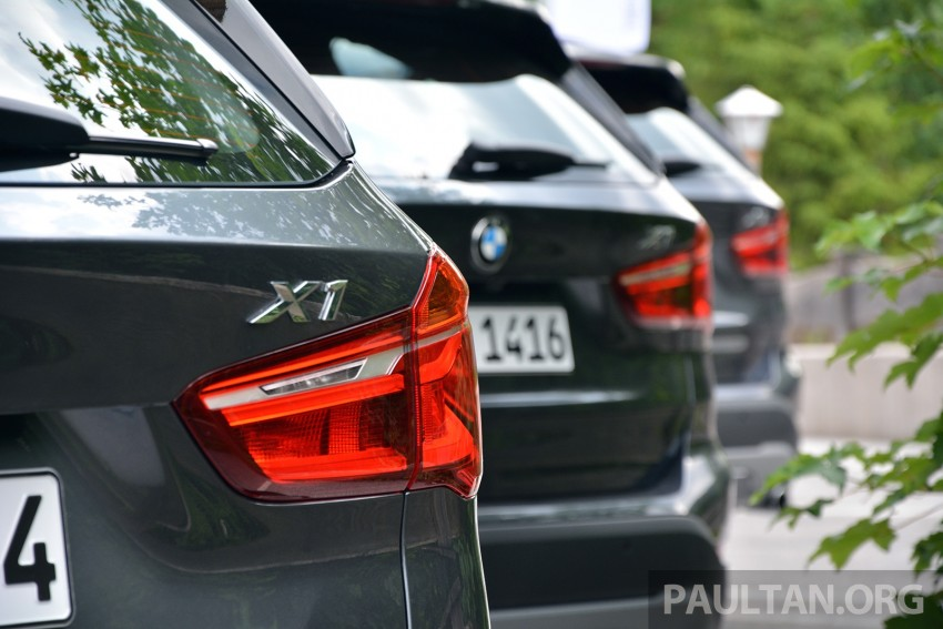DRIVEN: 2016 F48 BMW X1 – the one to rule them all? Image #359339