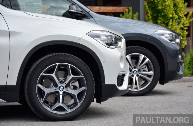 F48 BMW X1 Review 13
