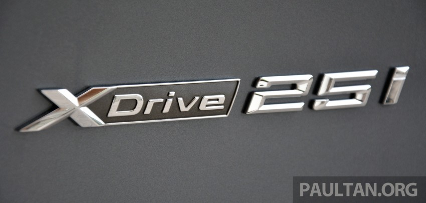 DRIVEN: 2016 F48 BMW X1 – the one to rule them all? Image #359342
