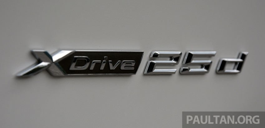 DRIVEN: 2016 F48 BMW X1 – the one to rule them all? Image #359343