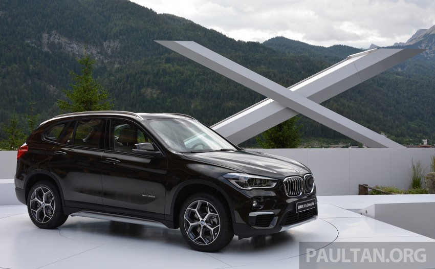 DRIVEN: 2016 F48 BMW X1 – the one to rule them all? Image #359344