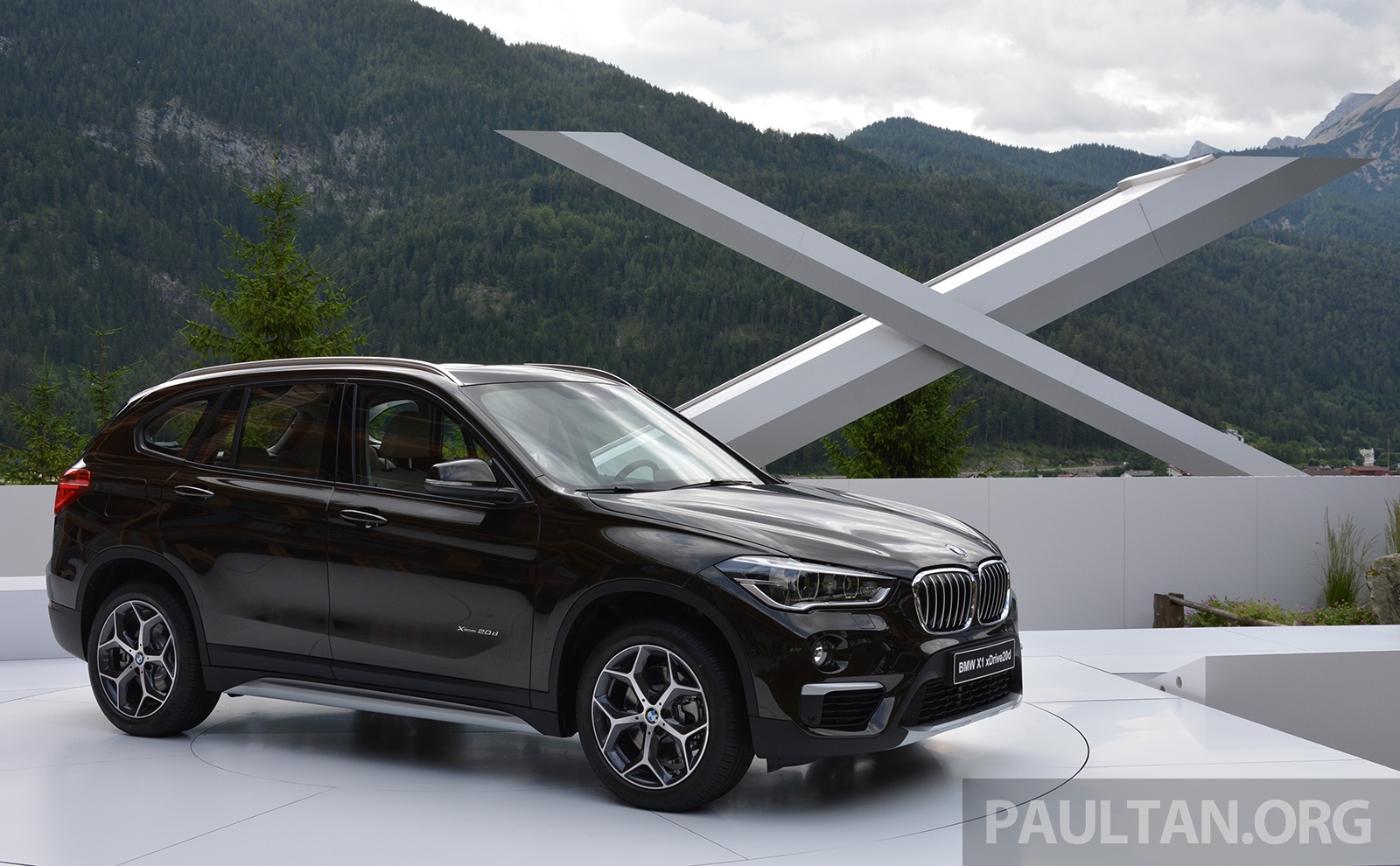 DRIVEN: 2016 F48 BMW X1 – the one to rule them all? Image ...
