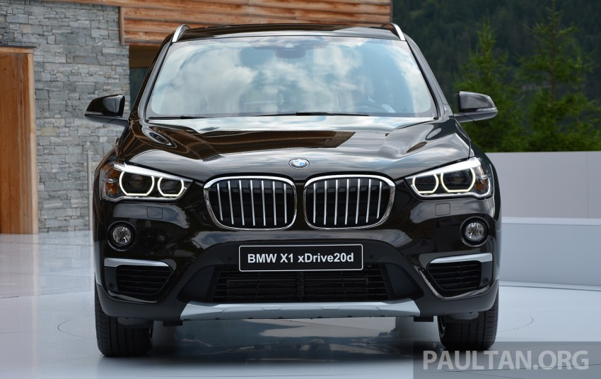 DRIVEN: 2016 F48 BMW X1 – the one to rule them all? Image #359345