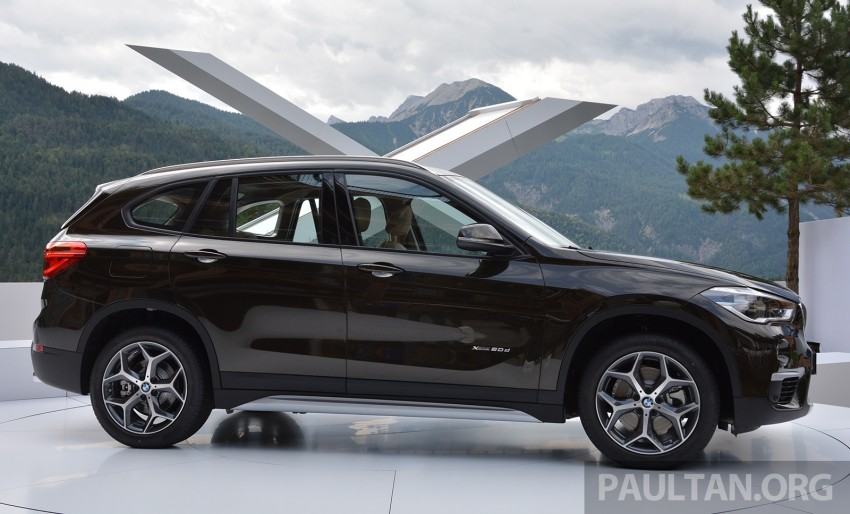 DRIVEN: 2016 F48 BMW X1 – the one to rule them all? Image #359346