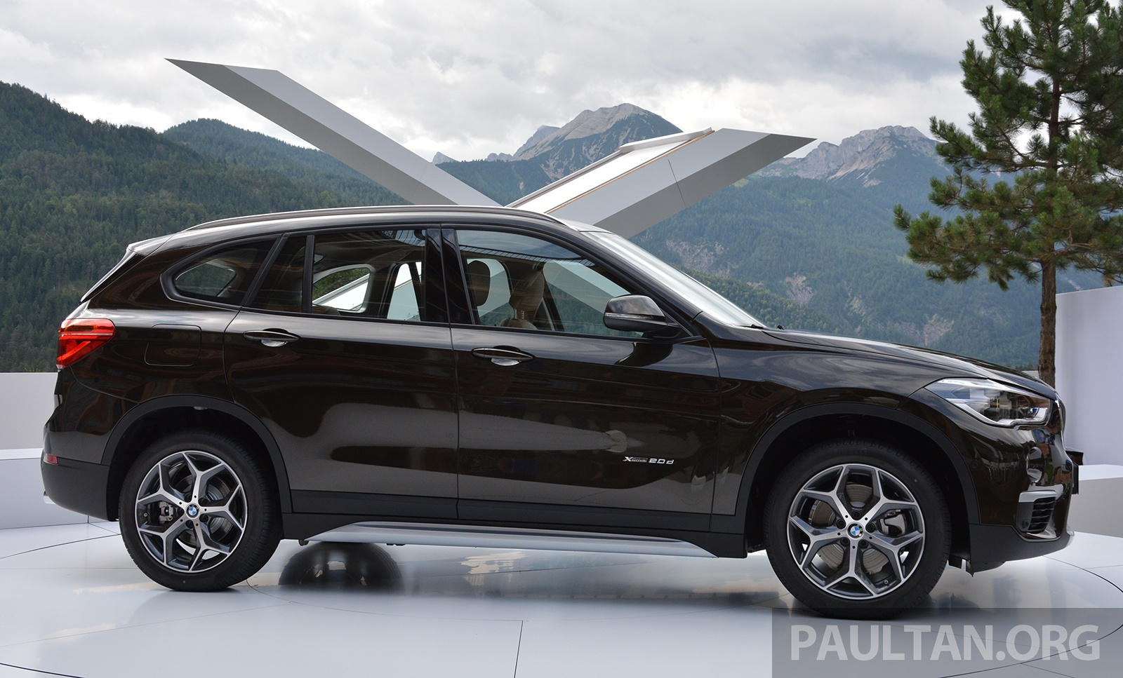 Driven 2016 F48 Bmw X1 The One To Rule Them All Image 359346