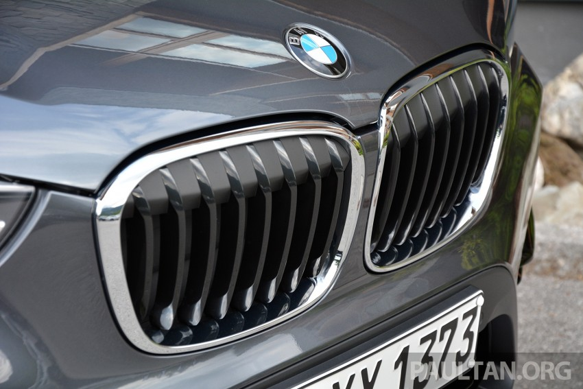 DRIVEN: 2016 F48 BMW X1 – the one to rule them all? Image #359329