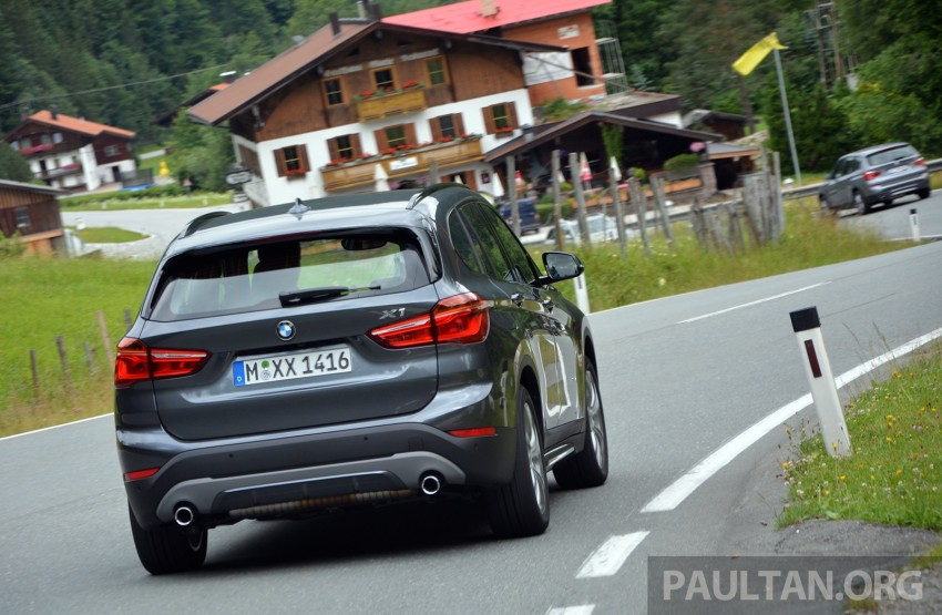 DRIVEN: 2016 F48 BMW X1 – the one to rule them all? Image #359349