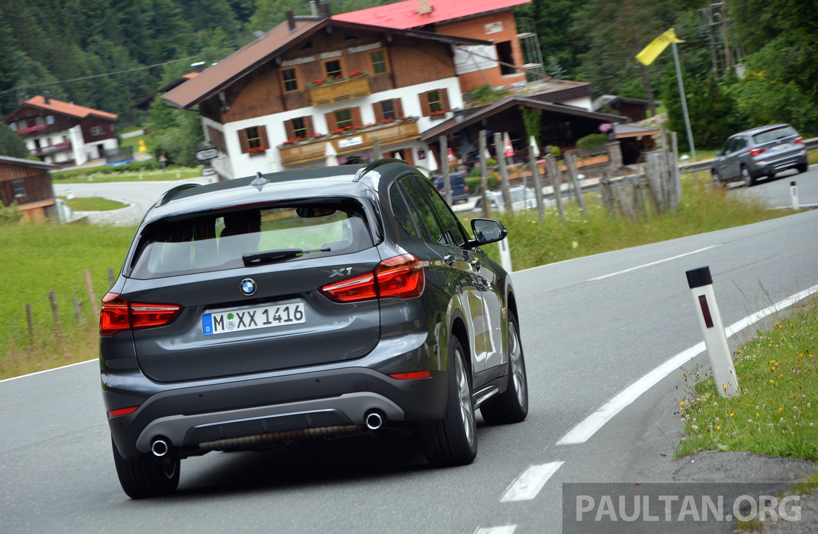 Driven 2016 F48 Bmw X1 The One To Rule Them All Paul Tan Image 359349