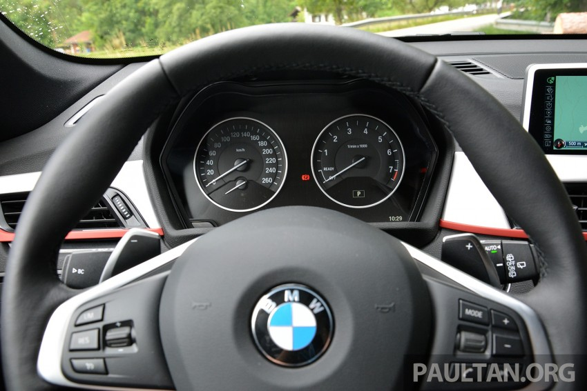DRIVEN: 2016 F48 BMW X1 – the one to rule them all? Image #359354