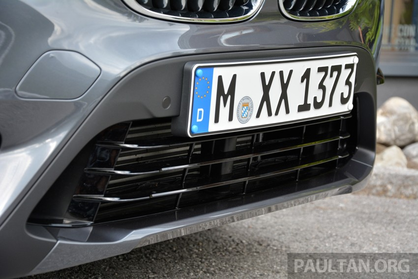 DRIVEN: 2016 F48 BMW X1 – the one to rule them all? Image #359330