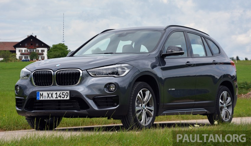 DRIVEN: 2016 F48 BMW X1 – the one to rule them all? Image #359361