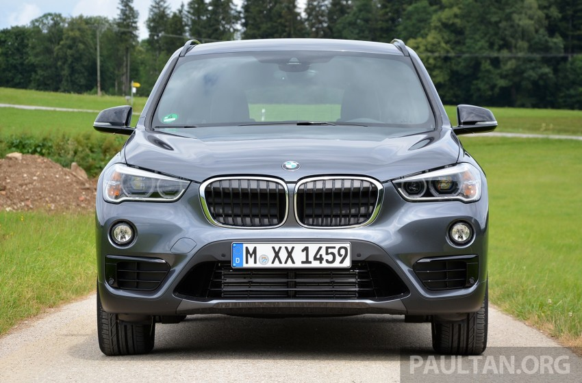 DRIVEN: 2016 F48 BMW X1 – the one to rule them all? Image #359362