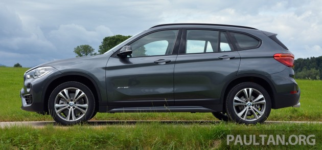 2016 Bmw X1 F48 Review The One Suv To Rule Them All
