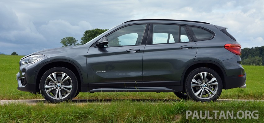 DRIVEN: 2016 F48 BMW X1 – the one to rule them all? Image #359363