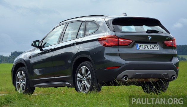 F48 BMW X1 Review 37