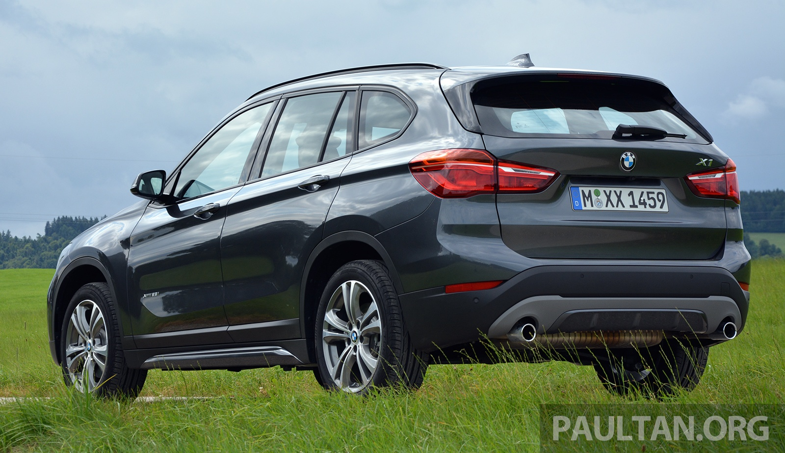Driven 2016 F48 Bmw X1 The One To Rule Them All Image
